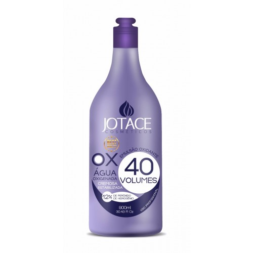 Água Oxigenada 40 volumes